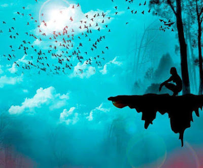 mavi, deneme, mavi kelebekler, blog, blog yazısı