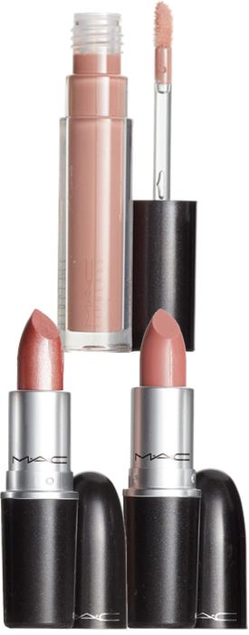 M·A·C Cosmetics Nude Lip Trio