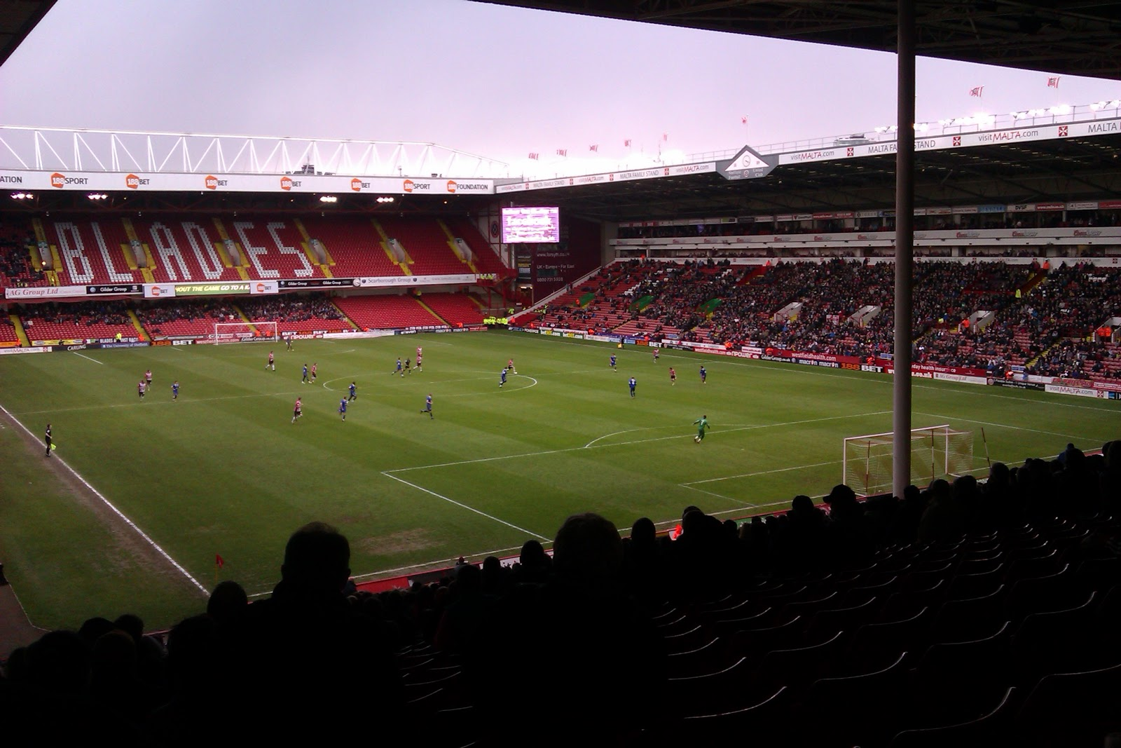 Northern Football: Sheffield United and the late season