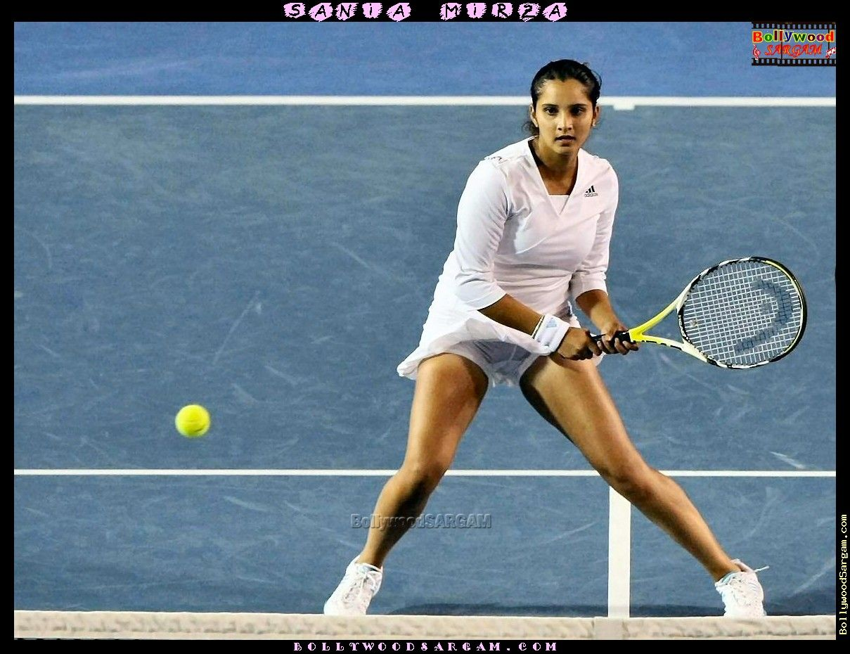 Picture sania mirza hot