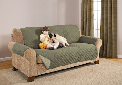 Keep The Fur Off Your Couch With Pet Furniture Covers