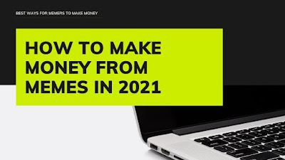 how to make money from memes