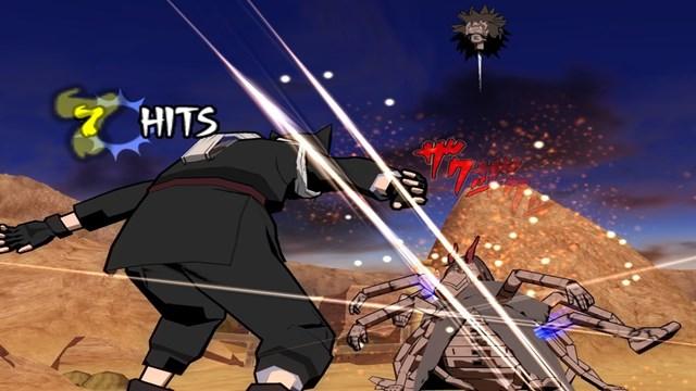 Download Naruto Ultimate Ninja 4 PC Gameplay
