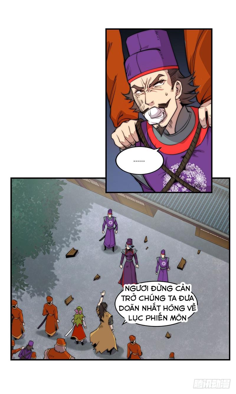 Cuộc sống thoái ẩn của võ lâm chi vương chap 46 - Trang 32