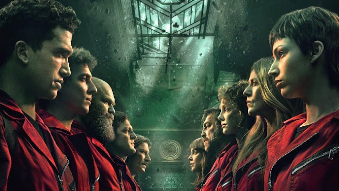 The first part of the fifth season of Money Heist has arrived on Netflix.