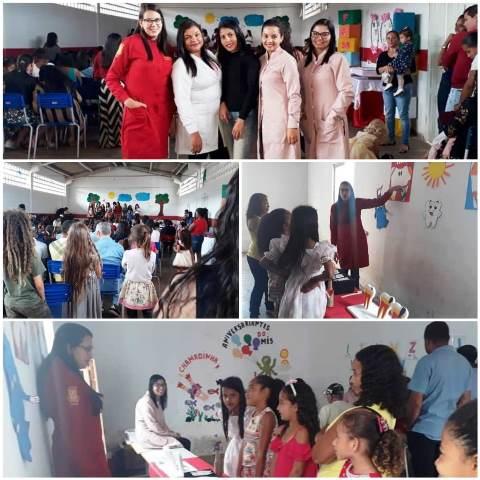 Programa Saúde na Escola beneficia crianças na zona rural de Ibicoara