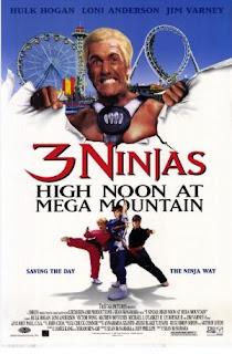 3 Ninjas: High Noon at Mega Mountain (1998) นินจิ๋ว นินจา นินแจ๋ว ภาค 4