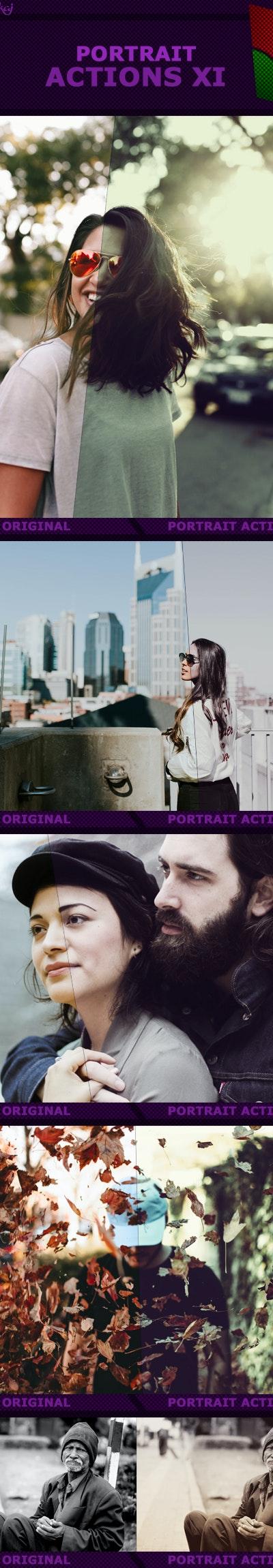 Portrait%2BActions%2BXI
