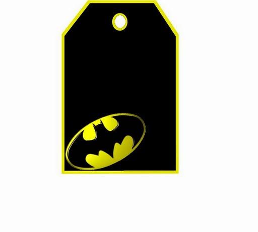 Para marcapáginas de Intrépido Batman.