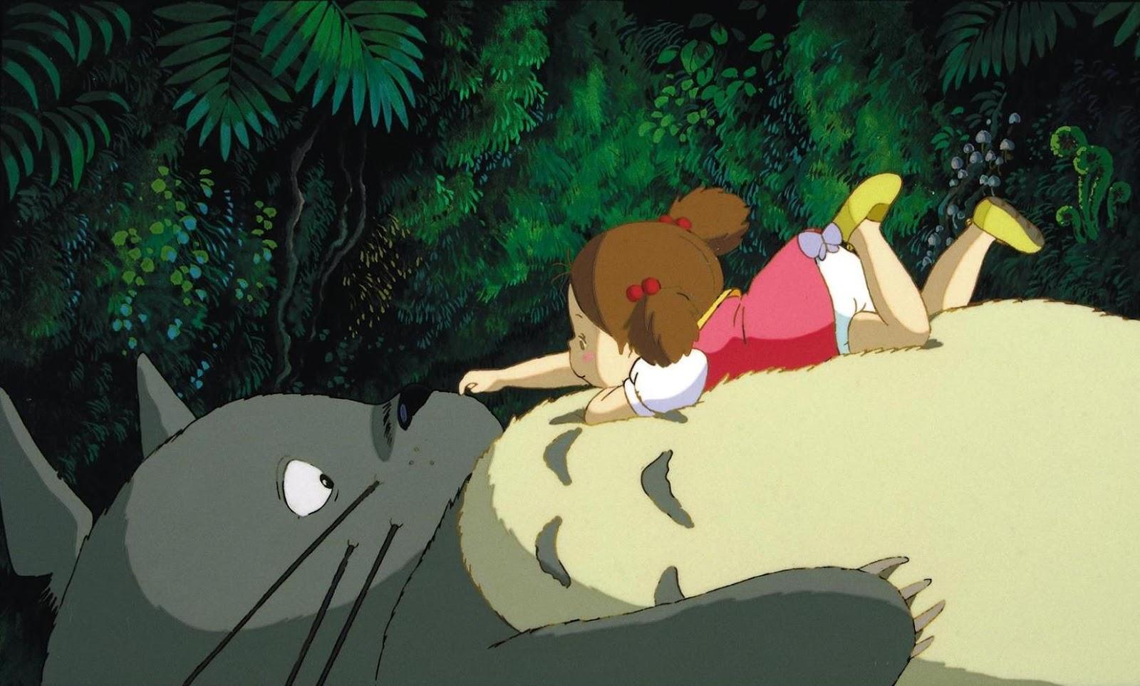 Totoro May