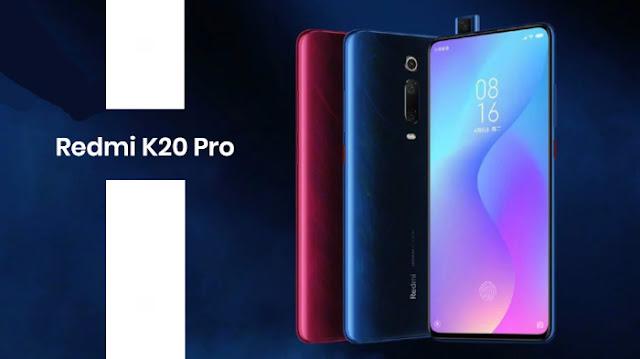 Redmi K20 Pro (2019) - Spesifikasi, Fitur Lengkap dan Harga Terbaru di Indonesia