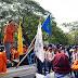 Kembali Turun, Aliansi Orange Menggugat Tutupi Badan Jalan