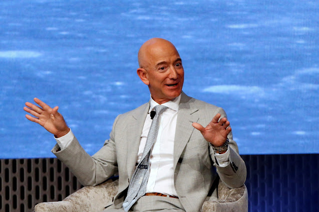 Rumour debunked as #RIPJeffBezos trends as world richest man is reportedly drowned in Amazon river