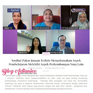 Review Blog | Blog Lea Azleeya
