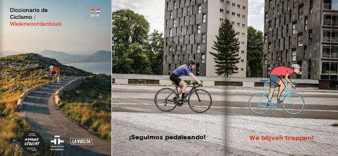 Se presentó el diccionario español – neerlandés de ciclismo, viene de la mano del Instituto Cervantes y de La Vuelta a España
