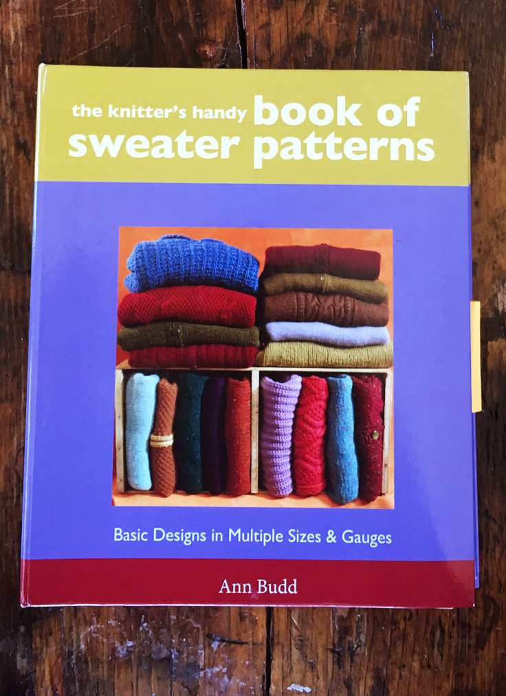 This Gal Knows Book Review: The Handy Book of Sweater Patterns