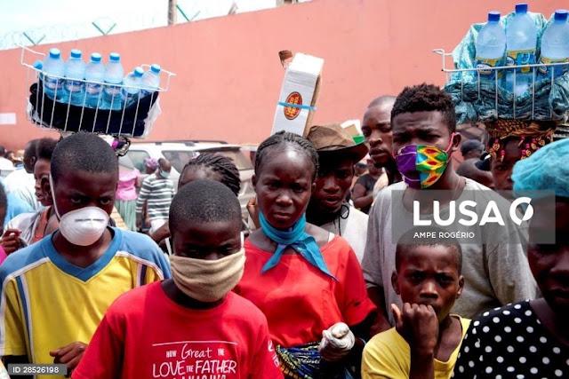 Covid-19: Angola regista primeiras duas mortes