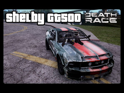 Shelby GT500 (Death race)