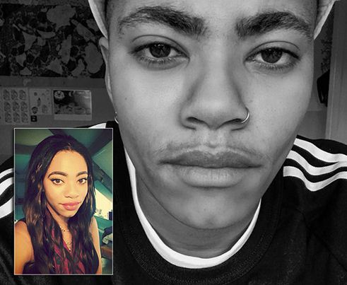 Bizarre!:Tongues Wag Over Sade Adus Daughter Transition