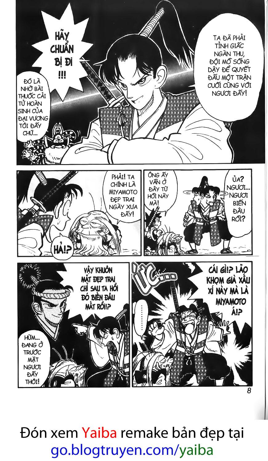 Yaiba chap 40 trang 7