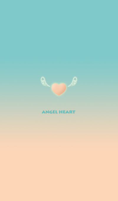 Angel's feather and Heart