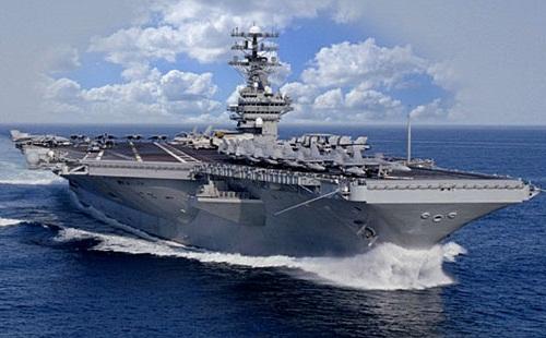 7 Kapal Induk Terbesar dan Terluas di Dunia
