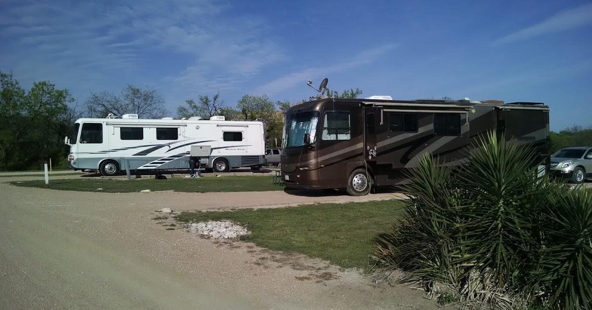 Busters Travels North Llano River RV Park