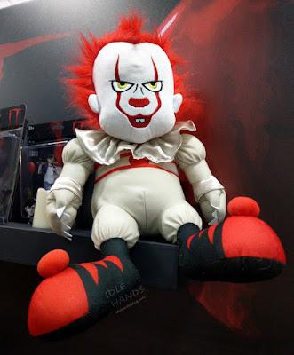 UK Toy Fair 2019 PhatMojo IT Movie Toys