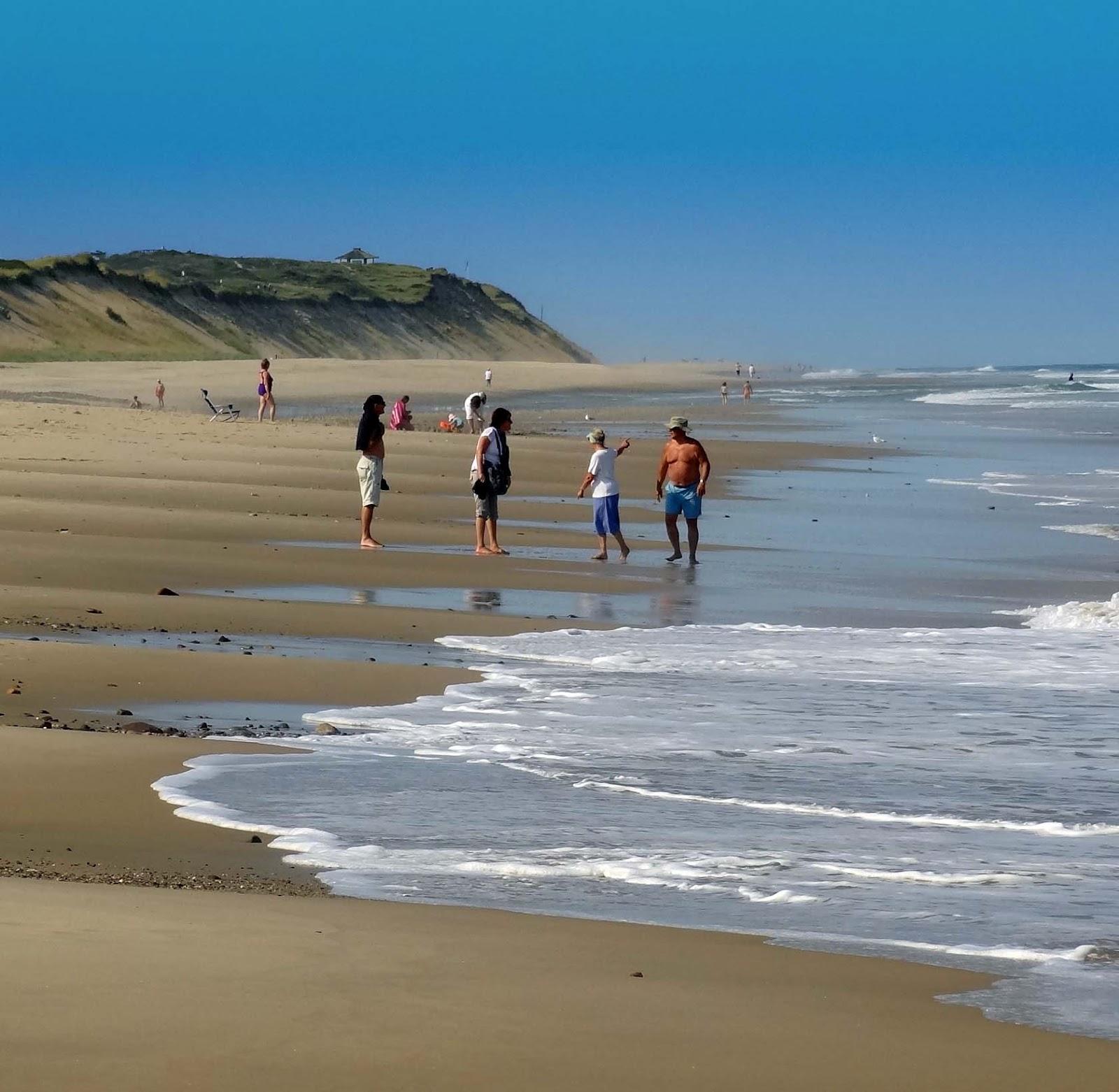 Cape Cod National Sea Shore: Joe's Retirement Blog: Marconi Beach, Cape Cod National