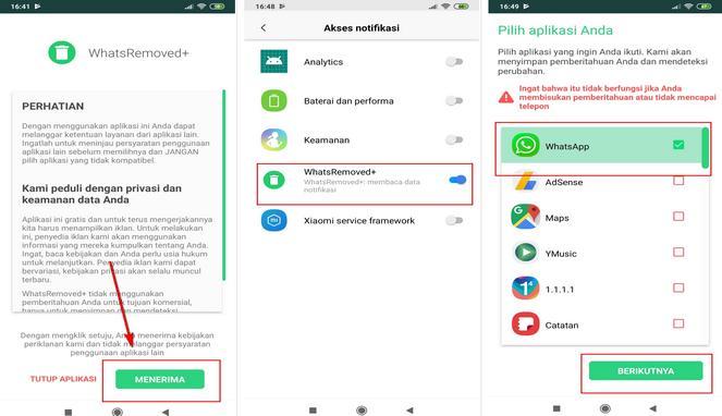 Begini Cara Baca Kembali Pesan Yang Dihapus Pada Whatsapp Faktabanten Co Id