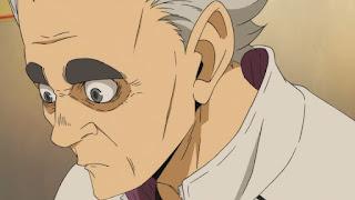 ハイキュー アニメ 4期   白鳥沢学園高校 監督 鷲匠鍛治 Washijō Tanji   HAIKYU!! Shiratorizawa   Shiratorizawa