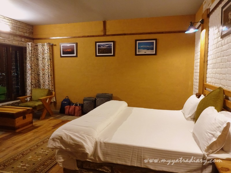 Himalaya Room Suite at The Himalayan Bungalow - A boutique homestay Almora