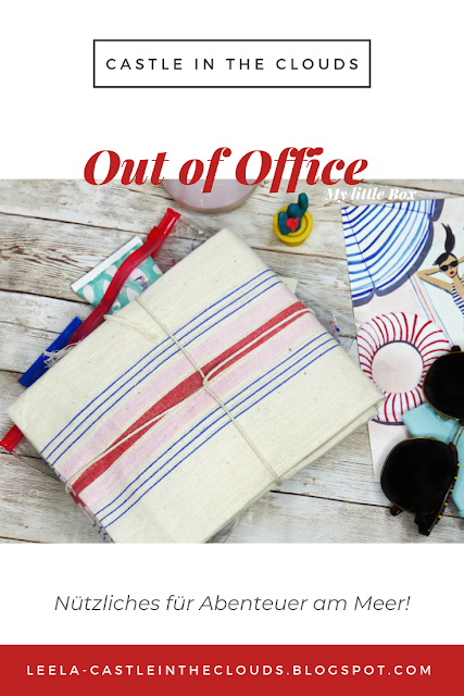 My little Box Out of Office Unboxing Juli 2019 Pinterest