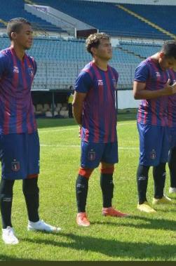 APURE: Nativo de San Fernando Jolvis Sosa anotó para el Monagas FC.