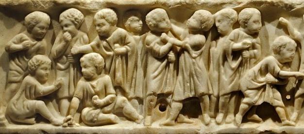Tutela y Derecho romano de Justiniano