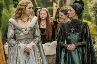 Michelle Fairley and Jodie Comer in The White Princess Series (15)