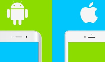 Android smartphone now can be iOS device authentication key