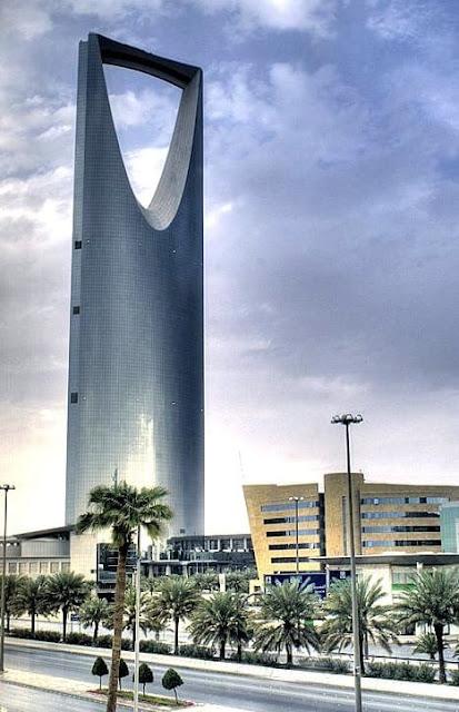تصميم برج المملكة