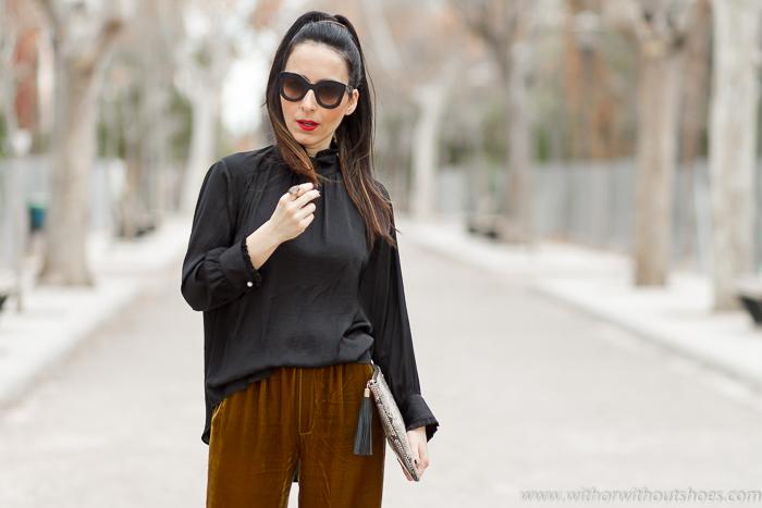 Blog influencer de moda valencia con Gafas de Sol Céline Marta