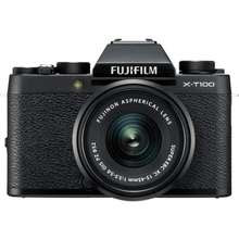 Fujifilm X-T100 Mirrorless Digital Camera Firmware Full Driversをダウンロード