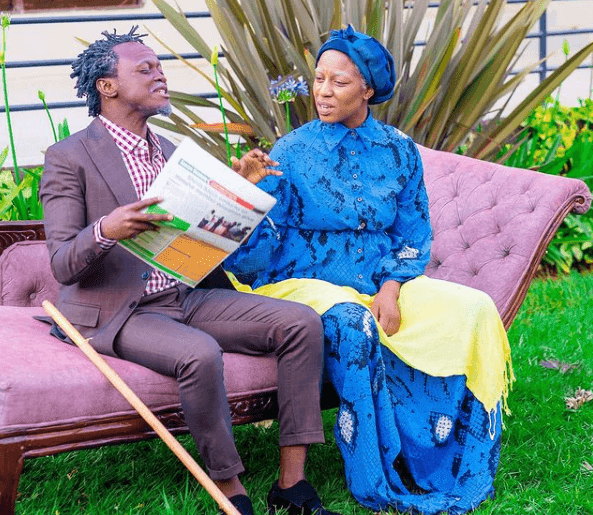 Bahati and Diana Marua new Song Video Photo Mtaachana Tuu