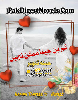 Tum Bin Jeena Mumkin Nahi Novel By Hamna Tanveer