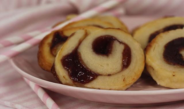 Girandole - Pinwheel Cookies