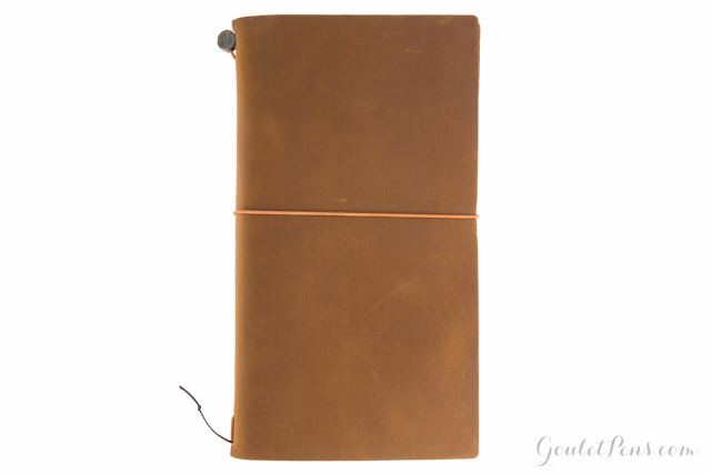 Midori Traveler's Notebook - Camel Regular