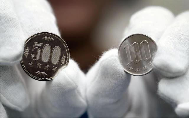Jepang Mulai Mencetak Uang Koin Baru di Era Kekaisaran Reiwa
