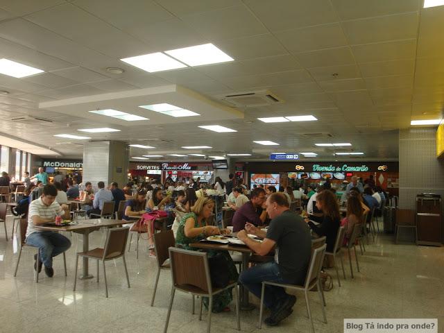 Onde comer no aeroporto de Guarulhos