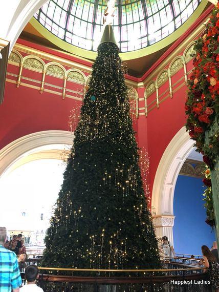 Swarovski Christmas Tree Queen Victoria Building Sydney