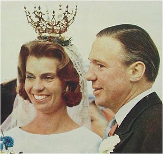 Image result for princess margaretha sweden wedding crown
