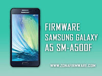 Cara Flash Samsung Galaxy A5 SM-A500F
