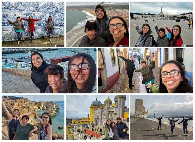 Portugal - Retrospectiva de viagem 2019